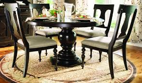 paula deen home 5 pc round pedestal dining set in code univ20 for 20 off by dining rooms