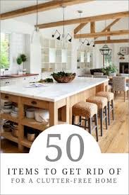50 Items to Throw Away or Donate for a Clutter Free Home How To