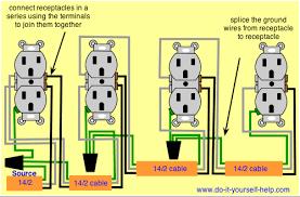 garage outlet wiring diagram garage printable wiring basic outlet wiring diagrams nilza net source