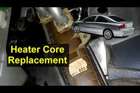 Heater Fixer Heater Core Replacement Volvo S80 Auto Repair Series Youtube