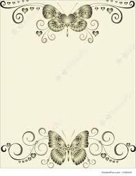 Card Frame Design Floral Scrapbook Design Valentine Frames Lovely Valentines Cards Decorative Elements Love Card Butterfly Frame Design