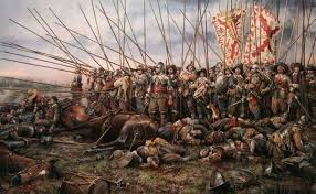 defeat in war. until the decisive defeat at battle of rocroi 1643 which signaled end invincibility spanish tercio and beginning french in war