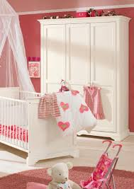 pink nursery furniture. White And Wood Baby Nursery Furniture Sets By Paidi Pink E