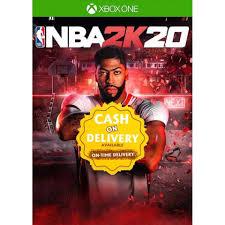 NBA 2K20 Xbox One Game Key: Buy Online ...
