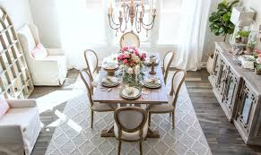 French country dining room furniture Antique French Country Dining Room Makeover With Joss Main My Texas House French Country Dining Room Makeover With Joss Main My Texas House