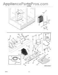 wiring diagram for adc dryer wiring image wiring frigidaire 297286803 capacitor run appliancepartspros com on wiring diagram for adc dryer