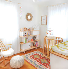 mid century modern kids bedroom. This Gorgeous Nursery Was Sent Over By Our Reader, Erin Kelly, Who Designed Her Baby Girl\u0027s Space In Such A Lovely Way. It\u0027s Warm And Modern Full Of Mid Century Kids Bedroom