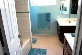 Bathroom:Simple Bathroom Paint Color With Blue Wall Idea Best Paint Finish  For Bathroom Design