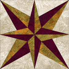 Quilter's Design Board > Blazing Star & ... free block patterns; pattern details. Blazing Star Adamdwight.com