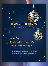 Holiday Flyers Templates Free 18 Nice Holiday Flyer Templates
