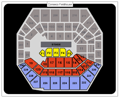Conseco Fieldhouse Seating Chart View Dayrimm Spotnews Conseco Fieldhouse Seating