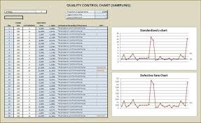Qc Control Chart Excel Spreadsheetzone Free Excel Spread Sheets
