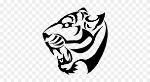 tiger drawing tattoo. Interesting Tattoo Fotos Tigre Tribal Png Images  Drawing Tattoo Of Tiger In D