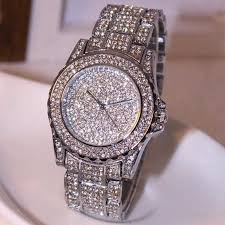 Outtop - Outtop <b>Luxury women watches</b> rhinestone ceramic crystal ...