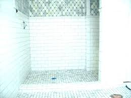 best material for shower walls tile white cost to retile bathroom wall mate