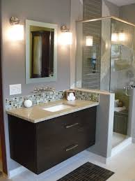 modern storage cabinets for bathroom. modern corner bathroom vanity wall mirror with dark brown storage cabinet and stainless mounted faucet cabinets for