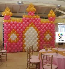 Princess Party Decoration Princess Party Decor