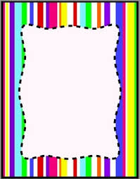 Colorful Frames And Borders Clip Art 48