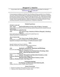 Good Resume Profile Examples Resume Sample