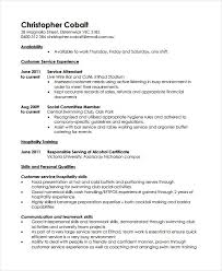 Casual work resume template Resume References Template for Stunning Hot To Make A Resume