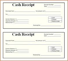 Cash Received Receipt Extraordinary Free Printable Receipts Omgoods