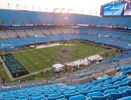 Bank Of America Stadium Section 520 Seat Views Seatgeek