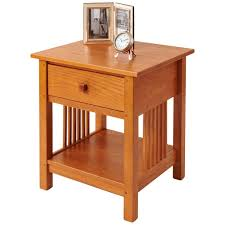 erbarrel com manchester wood mission style end table tables