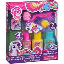 my little pony friendship is magic bathtub fingerpaint set 7 pc com