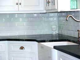 unique light blue glass tile and decoration kitchen subway tags green what is colored backsplash edge