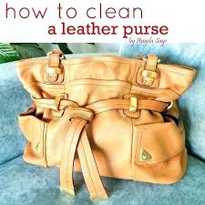 how to remove pen ink from leather purse