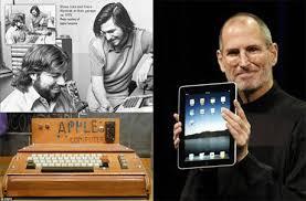 「米アップルを創業したスティーブ・ジョブズ氏とスティーブ・ウォズニアック氏」の画像検索結果