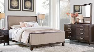 Bellissimo Java 5 Pc Queen Upholstered Bedroom