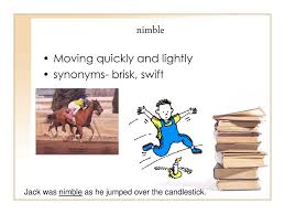 Lightly Synonym Come Back Jack Vocabulary Ppt Download