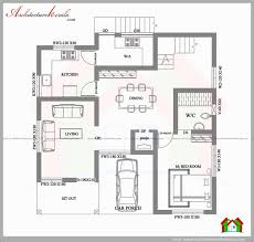 750 Sq Ft Apartment Floor Plan Awesome Floor Plans For 1500 Sq Ft Homes New  Kerala Model 3 Bedroom House 18820