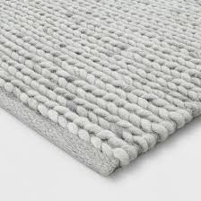 chunky knit braided wool rug project 62 target chunky knit rug uk
