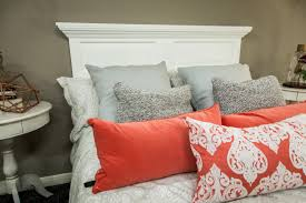 how to home family diy headboard from an old door hallmark channel