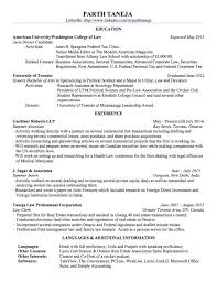 Civil Law Attorney Resume – Resume Web