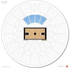 Mackey Arena Purdue Seating Guide Rateyourseats Com