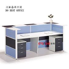 office counter designs. Office Counters Designs With Modern Design Wood Desk 2 Person Reception Counter A