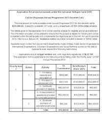 Funding Application Mini Grant Proposal Template Mini Grant