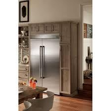 built in refrigerator. Plain Built JennAir 48 Intended Built In Refrigerator F