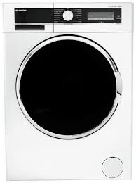 sharp r861slm. sharp - gdd9144w0 9kg washer dryer from r861slm