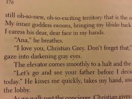 best fav book of all times images shades  grey fifty shades 4 by el james