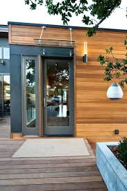 cool grey entry door panels with glass exterior door and simple transpa side modern steel front