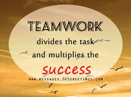 Team Success Quotes Interesting Teamwork Quotes And Sayings 48greetings