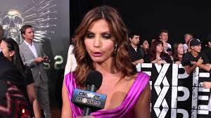The expendables 2 was released on august 17, 2012 as the second installment in the expendables franchise. Charisma Carpenter Talks The Expendables 2 At Premiere Youtube