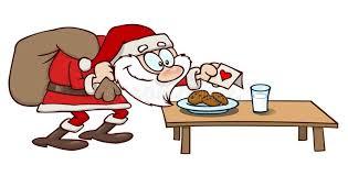 cookies for santa clip art.  Cookies Cookies And Milk For Santa Clipart And Cookies For Santa Clip Art W