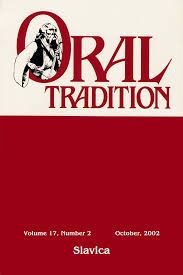 ORAL TRADITION 17.2 - Complete Issue