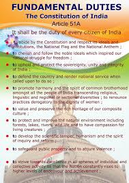 fundamental duties of n citizens political science study  fundamental duties of n citizens