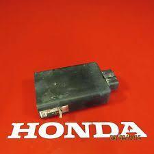 honda cr125 cdi ignition 2002 honda cr125 cdi computer black box ignition module 30410 kz4 l21